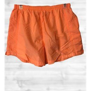 🩳 VTG Body Glove | Neon Orange Swim Shorts | XL